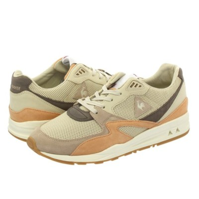 le coq sportif LCS R800 MIF NUBUCK 【Made in France】 ルコック スポルティフ LCS R800 MIF ヌバック  TURTLE DOVE/PEACH FUZZ