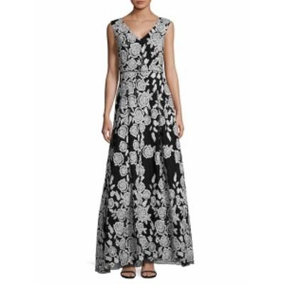 カールラガーフェルドパリ レディース ワンピース Rose Floor-Length Dress
