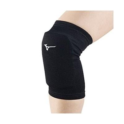 人気 ミズノ (V2MY800209) 膝パッドサポーター(ユニセックス) 1個入り ブラック (KM)