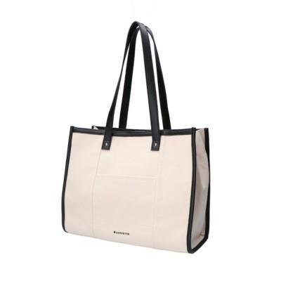 rinto / 【CONVERSE/コンバース】CV CANVAS BOX TOTE BAG/キャンバストートバッグ WOMEN バッグ > トートバッグ