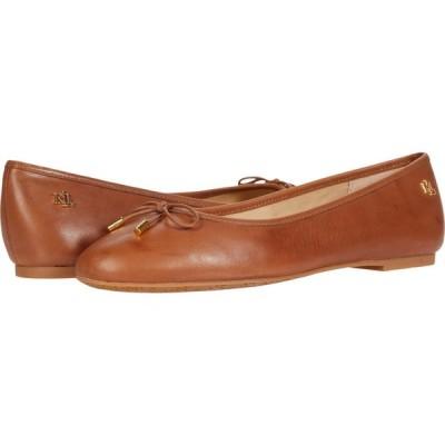 ラルフ ローレン LAUREN Ralph Lauren レディース シューズ・靴 Jayna Deep Saddle Tan