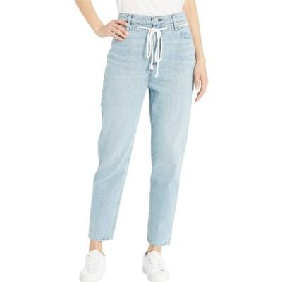 ハドソンジーンズ Hudson Jeans レディース ジーンズ・デニム ボトムス・パンツ Elly High-Rise Tapered Crop in Skylines Skylines
