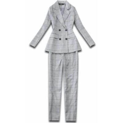 スーツ レディース セットアップ レディーススーツ おしゃれ フォーマル 大きいサイズ 通勤 オフィス 卒業式 入園式 上品