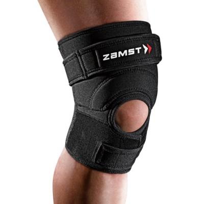 ザムスト JK-2 膝サポーター ミドルサポート 左右兼用 ストラップ パッド 膝用 ZAMST