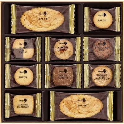メリーメリーチョコレート 【ギフト包装】 サヴール ド メリー クッキー詰合せ SVR-N(直送品)