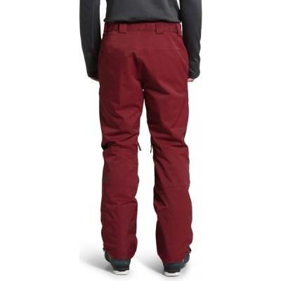 ザ ノースフェイス The North Face メンズ スキー・スノーボード ボトムス・パンツ chakal pants Pomegranate/Root Brown
