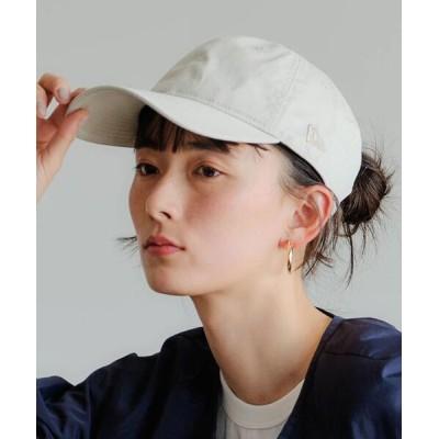 帽子 キャップ [ 別注 ][ ニューエラ ][ NEW ERA ] SC N/E ハンドウォッシュ コットン キャップ