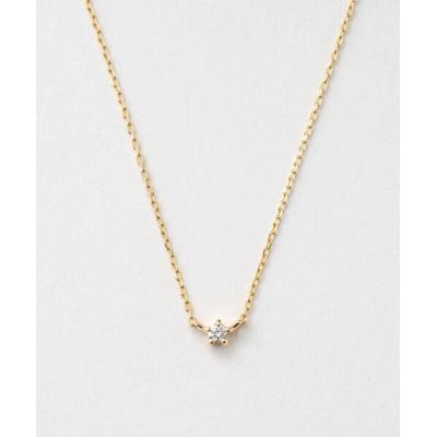 Jouete / K10 ダイヤモンド ネックレス WOMEN アクセサリー > ネックレス