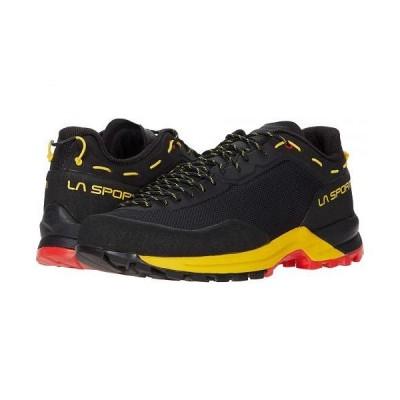 La Sportiva スポルティバ メンズ 男性用 シューズ 靴 スニーカー 運動靴 TX Guide - Black/Yellow