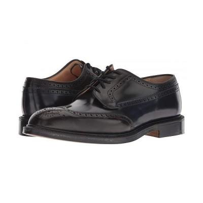 Church's チャーチ メンズ 男性用 シューズ 靴 オックスフォード 紳士靴 通勤靴 Grafton 173 Tricolor Wing Tip - Black