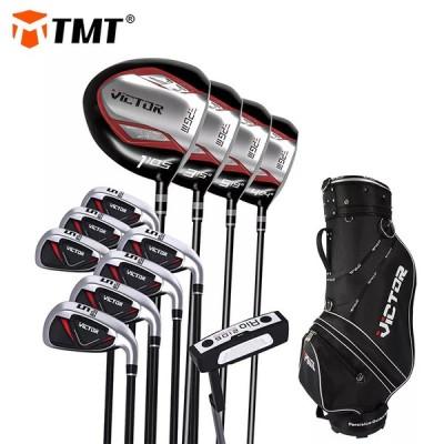 202105311826-0001-0263-001 TMT 12ピース ゴルフクラブ コンプリートセット 男性用 チタンドライバー 3&5番フェアウ