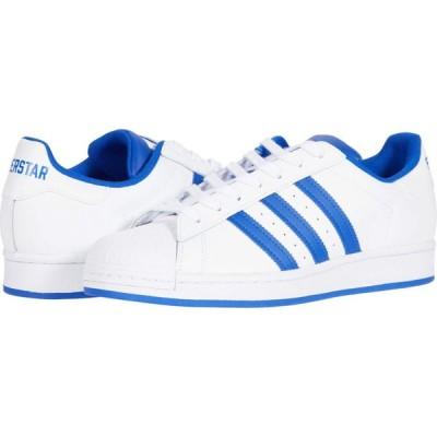 アディダス adidas Originals メンズ スニーカー シューズ・靴 Superstar Footwear White/Bold Blue/Clear Granite