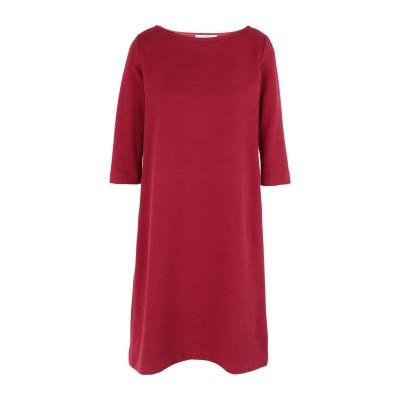 チルコロ 1901 CIRCOLO 1901 ミニワンピース&ドレス ボルドー 42 コットン 95% / ポリウレタン 5% ミニワンピース&ドレス