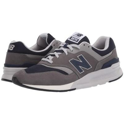ニューバランス New Balance Classics メンズ スニーカー シューズ・靴 997Hv1 Castlerock/Natural Indigo