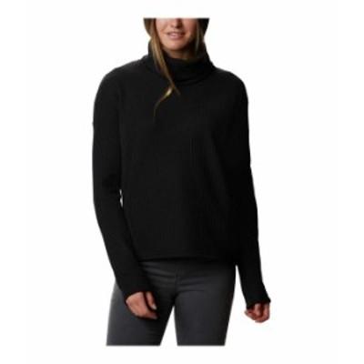 コロンビア レディース ニット・セーター アウター Chillin¢ Fleece Pullover Black Thermal
