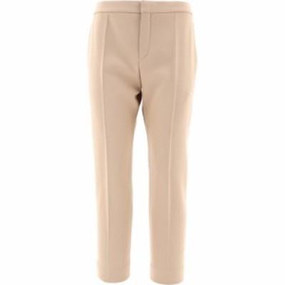クロエ Chloe レディース ボトムス・パンツ Pants With Pleat Beige