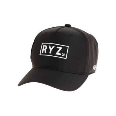 ライズ(RYZ) PVC プリントキャップ 897R1ST8640 BLK (メンズ)
