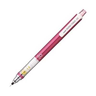 三菱鉛筆 MITSUBISHI KURU TOGA クルトガ スタンダードモデルM3-450(ピンク 0.3ミリ)