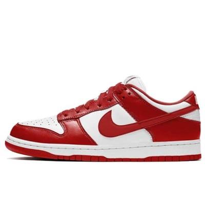 ナイキ ダンク ロー ユニバーシティレッド 27.5cm Nike Dunk Low University Red CU1727-100 安心の本物鑑定