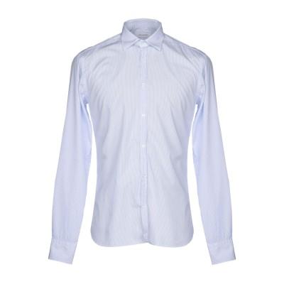 アリーニ AGLINI シャツ ホワイト 39 コットン 100% シャツ