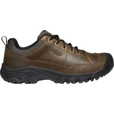 キーン KEEN メンズ スニーカー シューズ・靴 Targhee III Oxford Shoe Canteen/Black