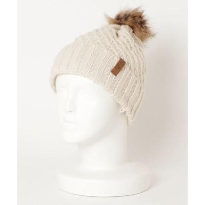 帽子 キャップ BLIZZARD BEANIE/ロキシー スキー スノーボード スノボ ビーニー ニットキャップ