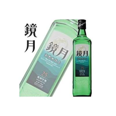 韓国焼酎 鏡月グリーン 25度 700瓶