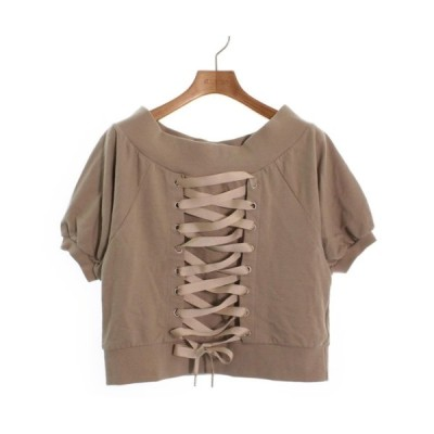 E HYPHEN WORLD GALLERY イーハイフンワールドギャラリー Tシャツ・カットソー レディース