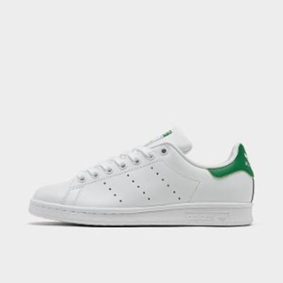 アディダス レディース スタンスミス adidas Originals Stan Smith スニーカー Footwear White/Green