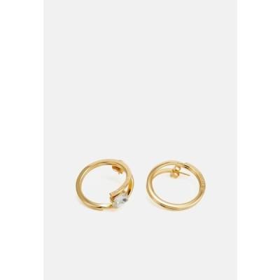 エムエム6メゾンマルジェラ レディース イアリング Earrings - yellow gold-coloured