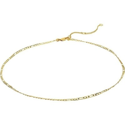 Madewell Chain Skinny Figaro Necklace レディース ネックレス Vintage Gold
