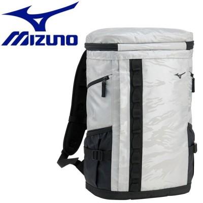 ミズノ フットボール サッカー ターポリンバックパック 30L 33JD030004