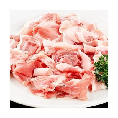 ミートたまや お中元 豚肉 かごしま黒豚 豚こま切れ肉 1.5kg 250g×6 切り落とし 黒豚 豚こま こま 豚コマ コマ 国産 ブラン