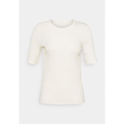 アーケット Tシャツ レディース トップス Print T-shirt - offwhite