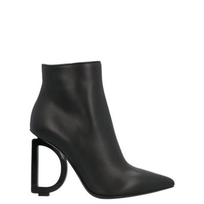 ドルチェ&ガッバーナ レディース ブーツ&レインブーツ シューズ Dolce & Gabbana Devotion Ankle Boots -
