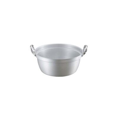 【まとめ買い10個セット品】 キングアルマイト 打出 料理鍋(目盛付)24cm【 ガス専用鍋 】