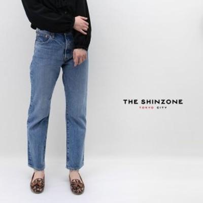 THE SHINZONE シンゾーン レディース GENERAL JEANS ジェネラルジーンズ[18SMSPA65]【BASIC】(20-w)