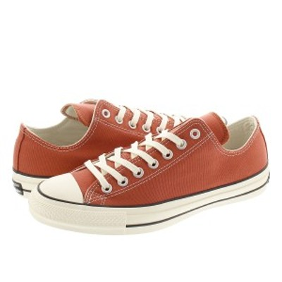CONVERSE ALL STAR 100 COLORS OX コンバース オールスター 100 カラーズ OX PAPRIKA ORANGE 31302390