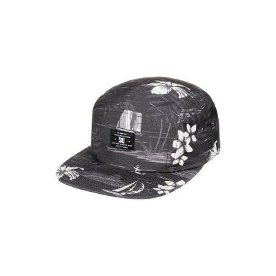 DC シューズ メンズ Cruiser Camper Hat - ブラック (KVJ0)