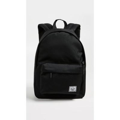 ハーシェル サプライ Herschel Supply Co. レディース バックパック・リュック バッグ classic mid volume backpack Black