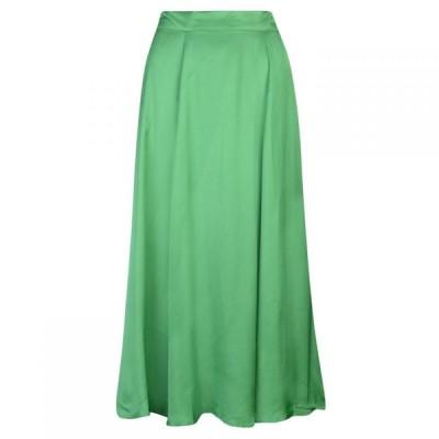 ファビエンヌ シャポット Fabienne Chapot レディース ひざ丈スカート スカート Megan Midi Skirt BASIL GREEN