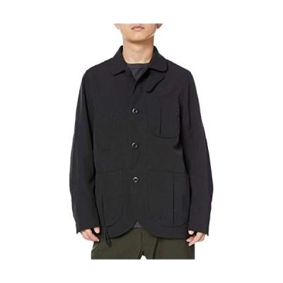 [スノーピーク] カバーオールジャケット TAKIBI Coverall (ブラック S)