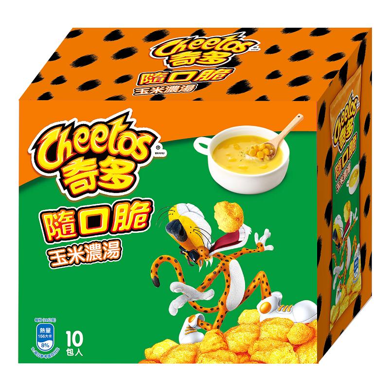 奇多玉米濃湯口味隨口脆