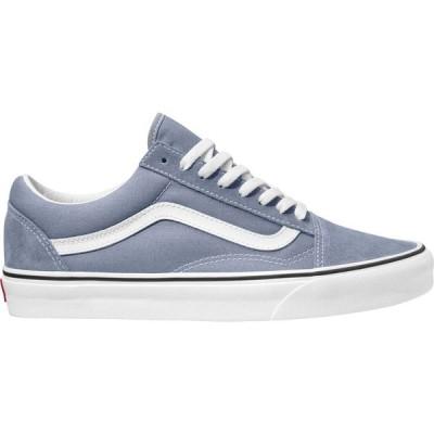 ヴァンズ Vans レディース スニーカー シューズ・靴 Old Skool Shoes Blue Granite/White