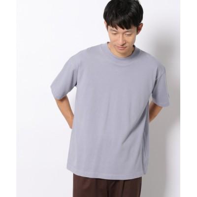 tシャツ Tシャツ 21/2天竺モックネックTシャツ / LAKOLE