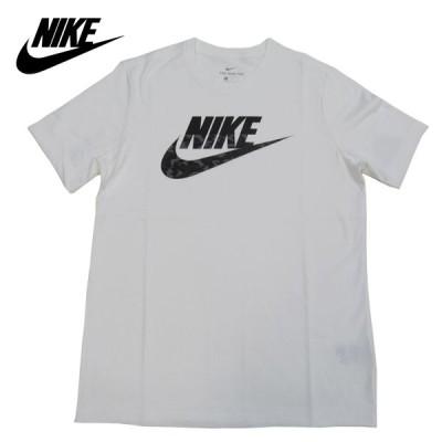 ナイキ Tシャツ 半袖 ロゴTシャツ CK2331 100 ホワイト