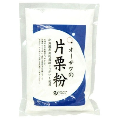 オーサワの片栗粉(300g) オーサワジャパン