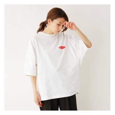 【シューラルー/SHOO・LA・RUE】 Champion バックロゴビッグTシャツ