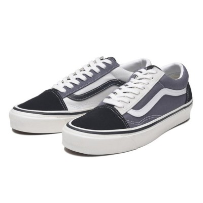 VANS ANAHEIM FACTORY PACK OLD SKOOL 36 DX ヴァンズ オールドスクール36DX VN0A38G2XFI BLK/GRY/WHT