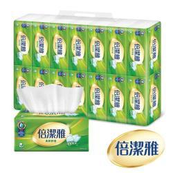倍潔雅 柔軟舒適抽取式衛生紙150抽x14包x4袋